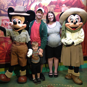 My Day without a Wallet: Walt Disney World