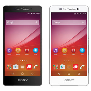 Experience the Freedom to Play with Sony's Xperia® Z4v Smartphone Coming to the United States Exclusively on Verizon Wireless