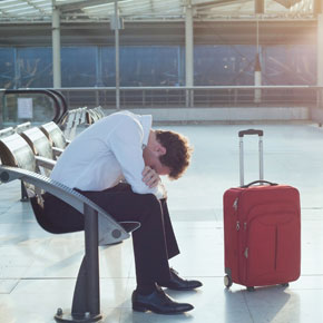Surviving long flights using your smartphone