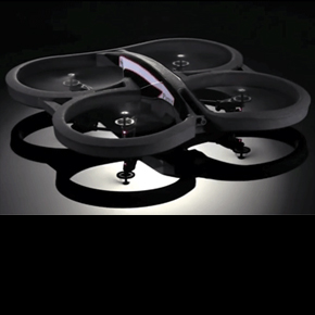 Rediscover the Magic of Flight with the Parrot AR.Drone 2.0