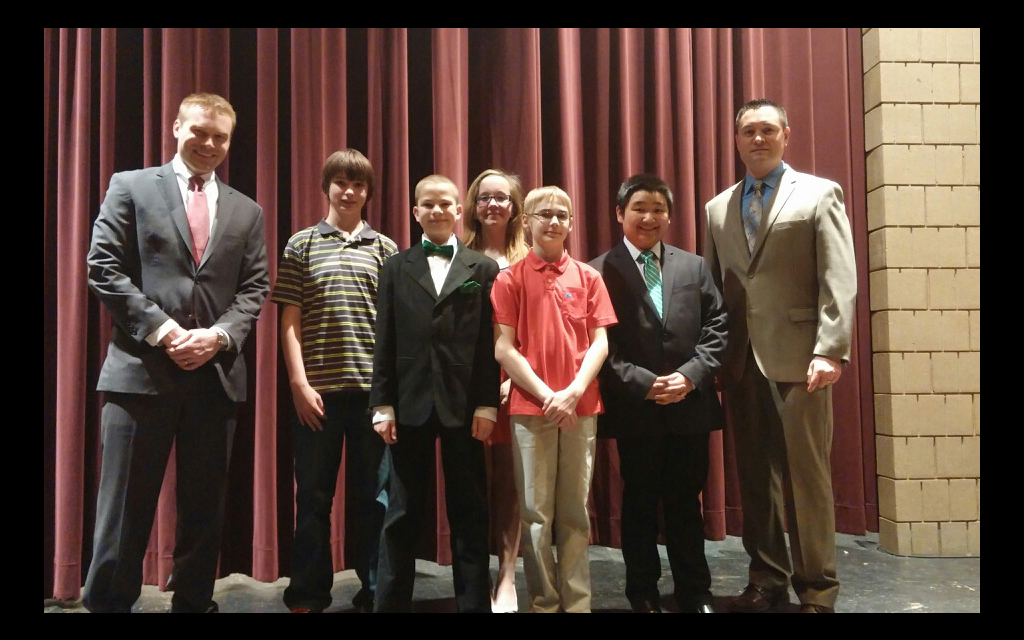 North Dakota Students Snap Up Top Honors in Verizon Innovative App Challenge