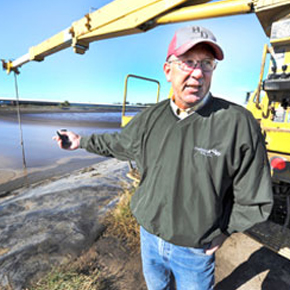 Heartland Farm Service Uses M2M Technology to Harvest Manure