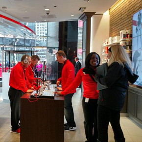 Verizon's Largest Destination Store Opens on Chicago's Magnificent Mile