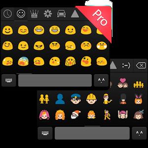 Image: Emoji Keyboard Pro - Emoticons