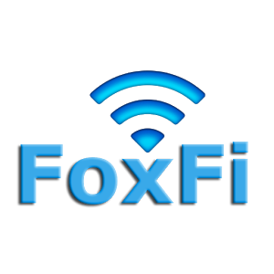 Image: FoxFi Key (supports PdaNet)