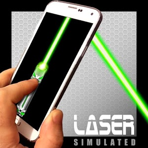 Image: Laser Pointer X2 Simulator