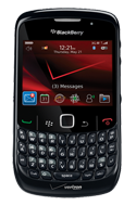 BlackBerry® Curve™ 8530 smartphone in Black
