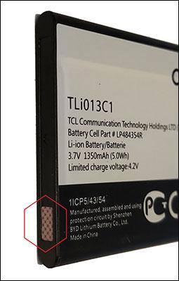 LDI battery