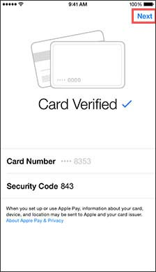Card verification