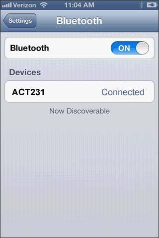 Conectar dispositivo