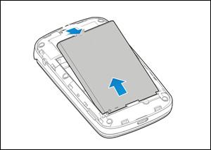 Remvoe battery