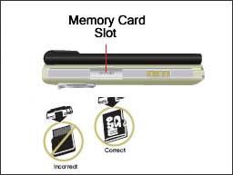 Quitar tarjeta de memoria