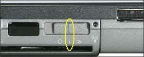Wireless Card Power Switch