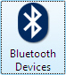 Ícono de Bluetooth Devices