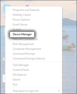 Click Device Manager
