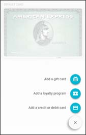 Select loyalty program