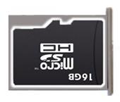 Insert SD / Memory Card