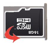 Remove SD / Memory Card