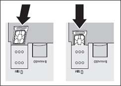 Insertar la bandeja SIM