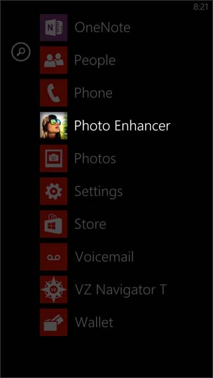 Photo Enhancer