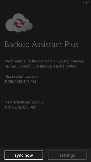 Sync Backup Assistant Plus