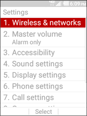 Select Wireless & Networks