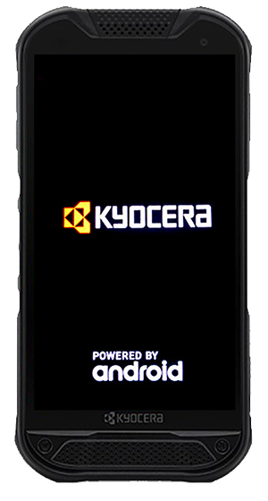 Kyocera screen