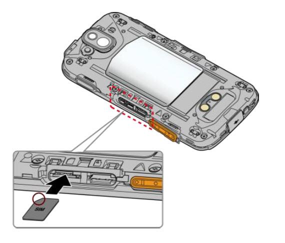 Insert Sim Card Kyocera Duraforce Pro With Sapphire Shield Verizon Wireless