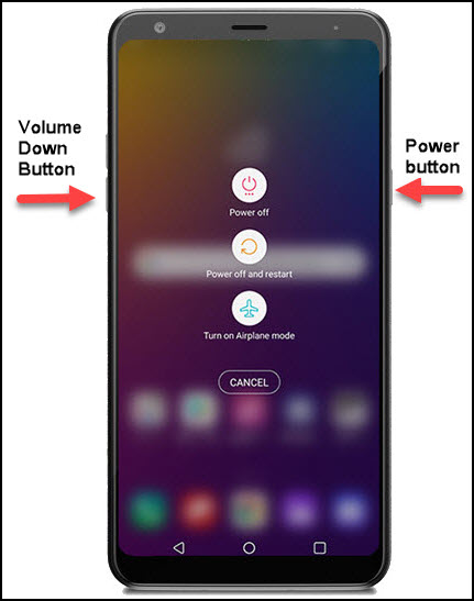 Lg Stylo 5 Capture A Screenshot Verizon