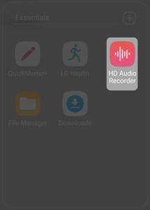Tap HD Audio Recorder