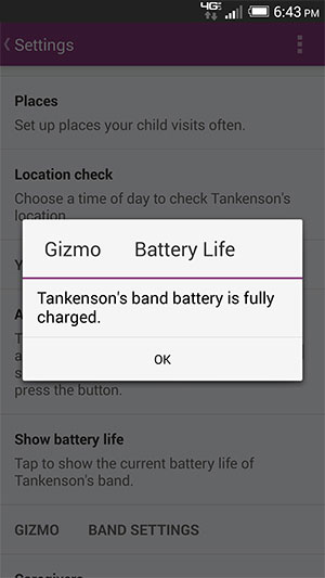 Battery Pop Up