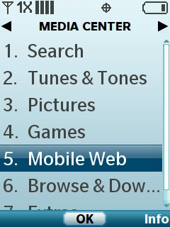 Select Mobile Web
