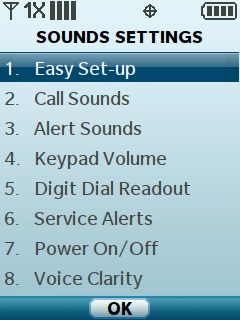 Select Easy Set-up