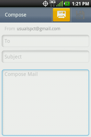 Compose message with Send