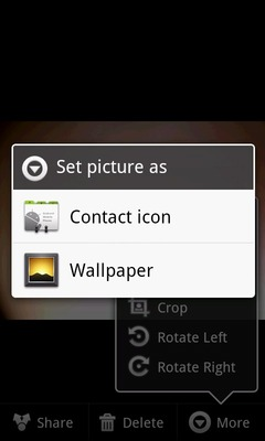 Touch Contact icon