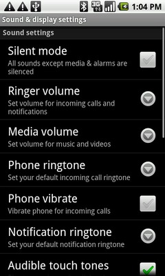 Oprime Phone ringtone