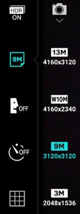 Image Size Icon
