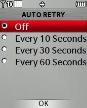 Opciones de remarcado automático