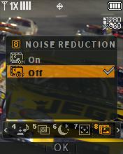 Reducción de ruidos