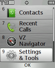 Settings & Tools