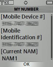 Mi número
