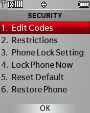 Editar códigos