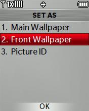 Fondo de pantalla frontal