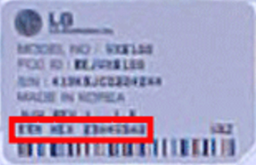 Ver Id. del dispositivo
