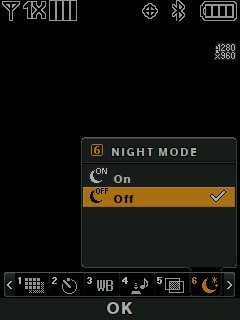 Night Mode