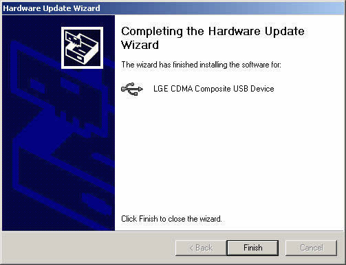 Updating driver 5