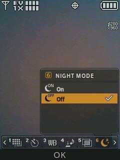 Modo nocturno