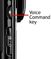LG Chocolate (VX8550) Voice Activation Key