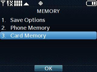 Card Memory