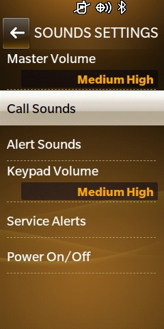 Call Sounds